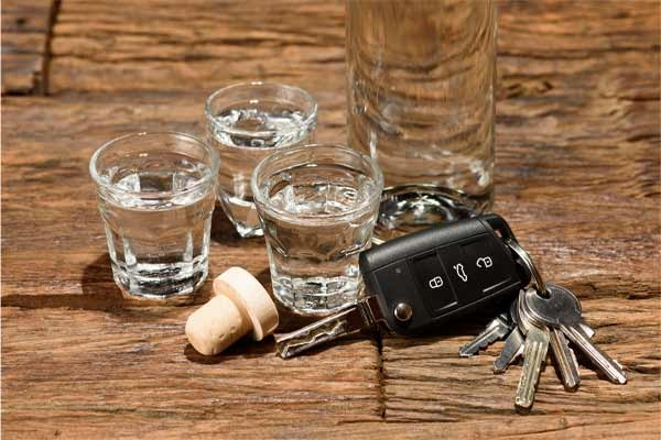 Possible outcomes for a DUI case